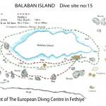 Balaban Island divesite 15
